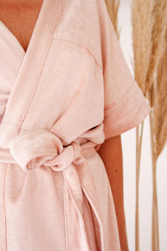 Kimono en velours